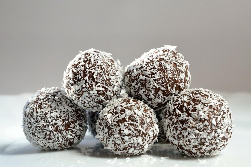 מתכון לכדורי שוקולד
